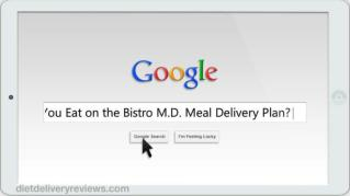 ppt 33678 Bistro MD Menu What Do You Eat on the Bistro M D Meal Delivery Plan