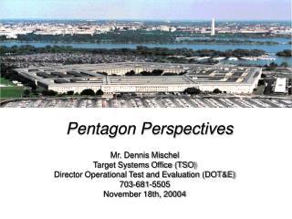 Pentagon Perspectives