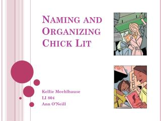Naming and Organizing Chick Lit