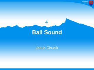 Ball Sound