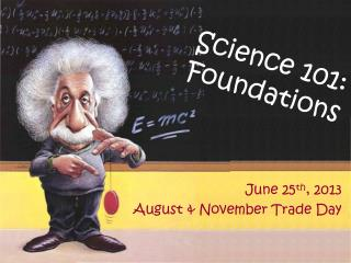 Science 101: Foundations