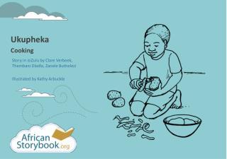 Ukupheka Cooking