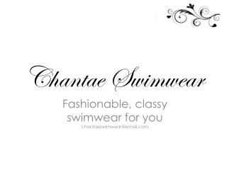 Chantae Swimwear