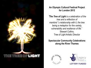 An Olympic Cultural Festival Project for London 2012