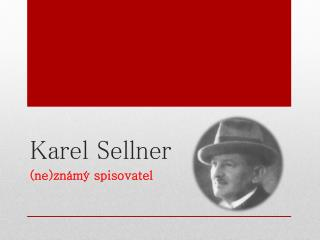 Karel  Sellner