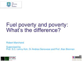 Fuel poverty and poverty: What's the difference?