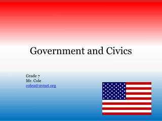 Government and Civics