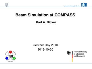 Beam Simulation at COMPASS
