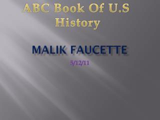 Malik Faucette