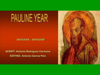 PAULINE YEAR