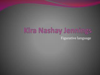 Kira Nashay Jennings