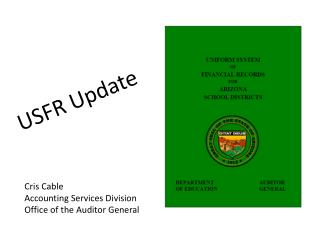 USFR Update