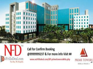 DLF Prime Towers: the Best a Business person could Get
