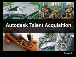 Autodesk Talent Acquisition