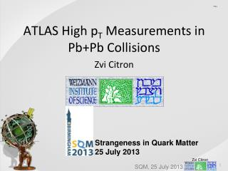 ATLAS High  p T  Measurements in  Pb+Pb  Collisions