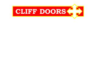 CLIFF DOORS