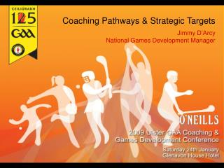 Coaching Pathways  Strategic Targets