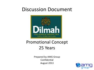 Discussion Document