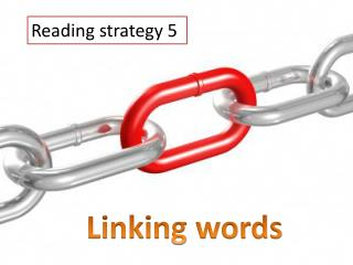 Reading strategy 5