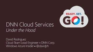 What is DNN about?