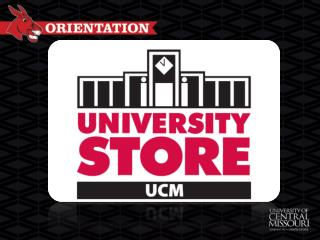 Textbooks (Rental, Retail, & Digital) UCM Apparel & Gifts School Supplies Art Materials Gift Cards