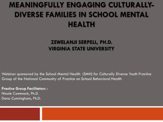 The National Community of Practice ( CoP )  on Collaborative School Behavioral Health