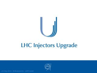 LEIR performance, 2013 and LIU Ions Why upgrade? All HI LHC experiments want by 2035: 10nb -1