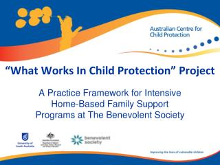 """What Works In Child Protection"" Project"