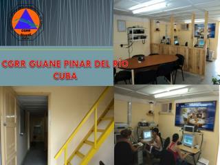 CGRR  GUANE PINAR DEL RÍO CUBA