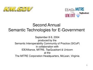 Workforce Gap Analysis Initial Report October 4, 2004