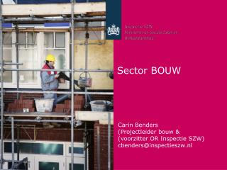 Sector BOUW