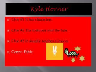 Kyle Horner