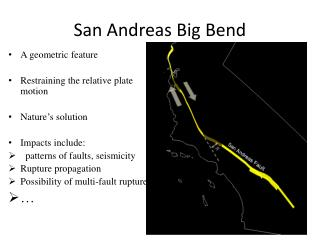 San Andreas Big Bend