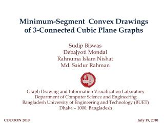 Minimum-Segment  Convex Drawings of 3-Connected Cubic Plane Graphs