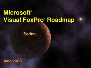 Microsoft keynote slide deck