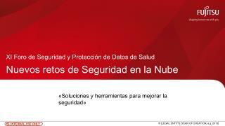 Nuevos retos de  Seguridad en  la  Nube
