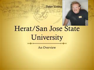 Herat/San Jose State University