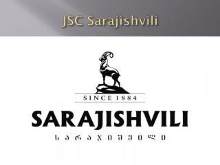 JSC  Sarajishvili