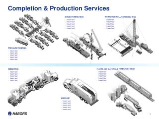 Completion & Production Services