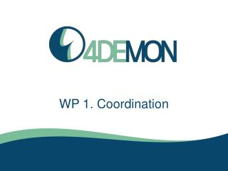 WP 1. Coordination