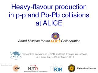 Heavy- flavour  production  in  p-p  and  Pb-Pb  collisions  at ALICE