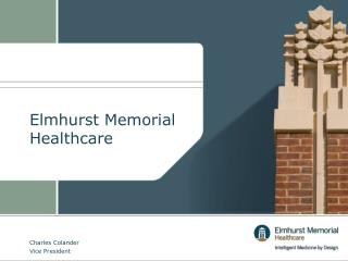 Elmhurst Memorial Healthcare