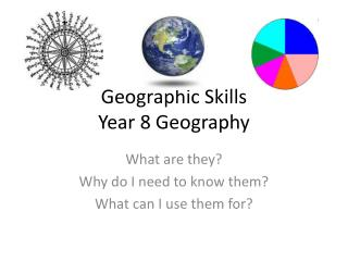 Geographic Skills Year 8 Geography
