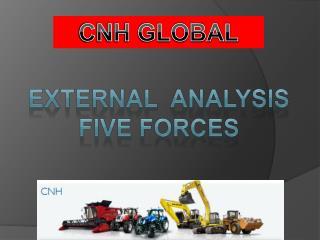 CNH GLOBAL