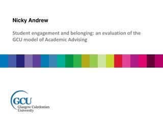 Nicky Andrew