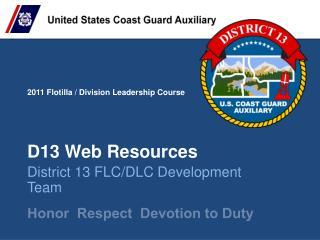 D13 Web Resources