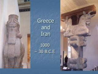 Greece  and  Iran