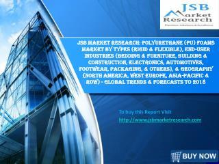 JSB Market Research: Polyurethane (PU) Foams Market