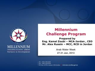 Millennium Challenge Program