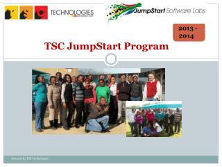 TSC JumpStart Program